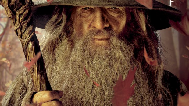 Loc Gandalf Hobbit