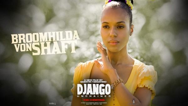 django unchained broomhilda