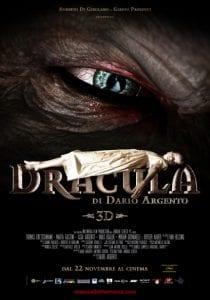 dracula 3d poster italia