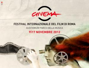 festival di roma 2012 logo