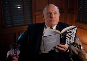 Anthony Hopkins nei panni di Alfred Hitchcock