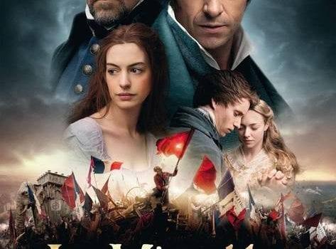 les miserables international poster