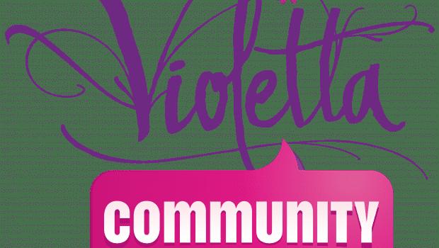 Violetta Community Logo