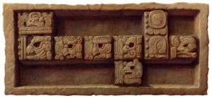 Logo di Google sul calendario  Maya