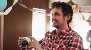 James Franco per Samsung Galaxy Camera