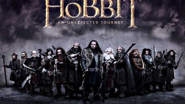 lo hobbit locandina