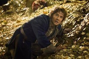 Martin Freeman nella prima immagine de Lo Hobbit - La desolazione di Smaug