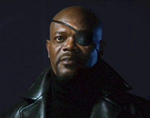 "Samuel L. Jackson nuovamente Nick Fury in ""The Avengers 2"""