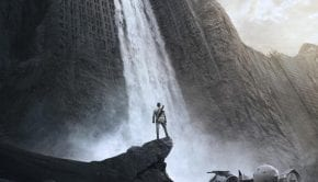 oblivion teaser poster