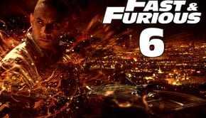"Poster ""Fast & Furious 6"""