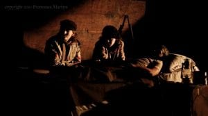 """Una scena dal film """"Anna, Teresa e le resistenti"""""""