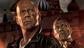 Bruce Willis Jai Courtney Die Hard 5
