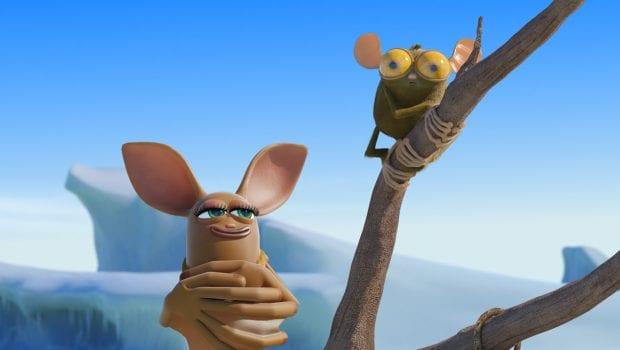 Vita da giungla - protagonisti del film
