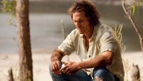 Matthew McConaughey Mud