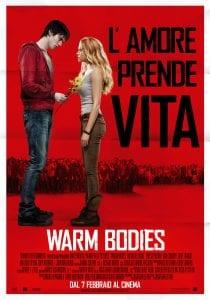 Warm Bodies - la locandina italiana