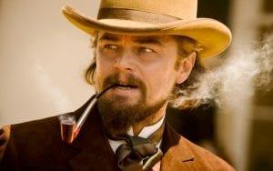 Leonardo Di Caprio (Calvin Candie)