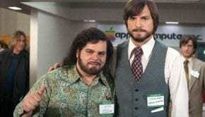 jobs get inspired ashton kutcher josh gad