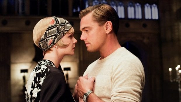 the great gatsby leonardo dicaprio carey mulligan