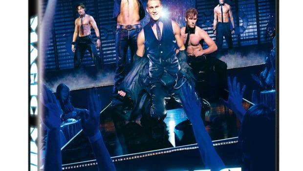 MagicMike DVD 3D 2
