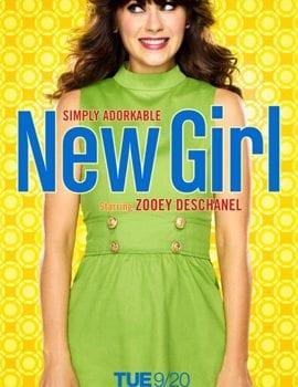 New Girl Stagione 1 cover u