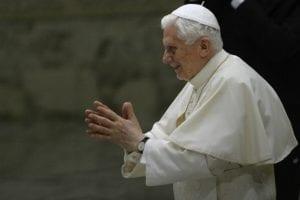 Papa Benedetto XVI | © FILIPPO MONTEFORTE,FILIPPO MONTEFORTE/AFP / Getty Images