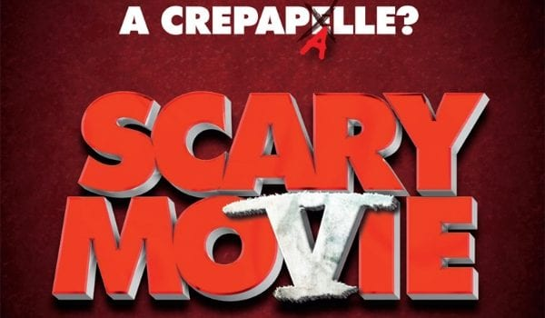 scary movie 5 poster trailer italiano