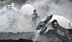 Tom Cruise nella nuova immagine ufficiale di Oblivion