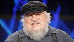 George RR Martin Game Of Thrones Book Show Special 1