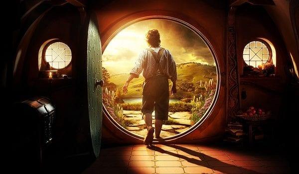 Lo Hobbit poster