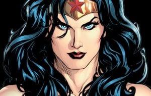 L'eroina DC Wonder Woman