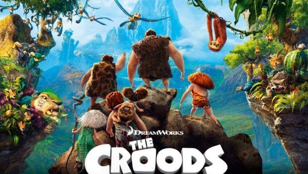 croods poster americano