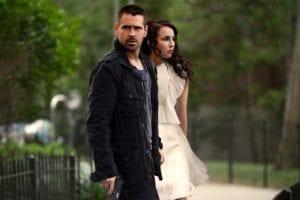 Colin Farrell e Noomi Rapace in Dead Man Down - Il sapore della vendetta