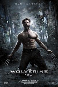 Hugh Jackman nel nuovo poster di Wolverine: l'immortale
