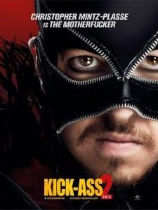 Il poster di Mother Fucker per Kick-Ass 2