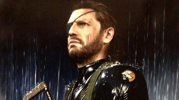 metal gear solid ground zeroes snake