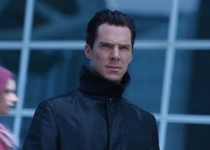Benedict Cumberbatch in una nuova immagine di Into Darkness - Star Trek