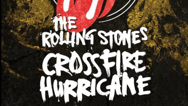 the rolling stones crossfire hurricane ritaglio