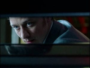 James McAvoy, protagonista di Trance