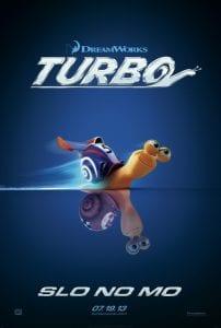 """Il nuovissimo poster di """"Turbo"""""""