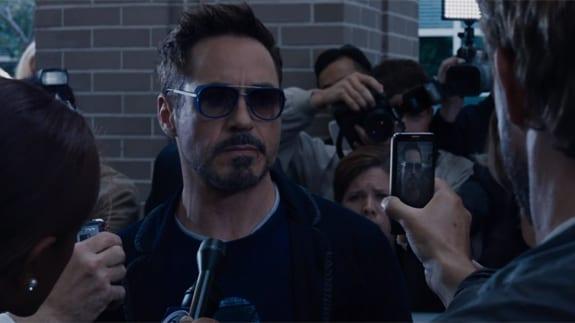 Iron Man 3 prima clip