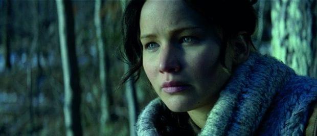 Jennifer Lawrence La ragazza di fuoco