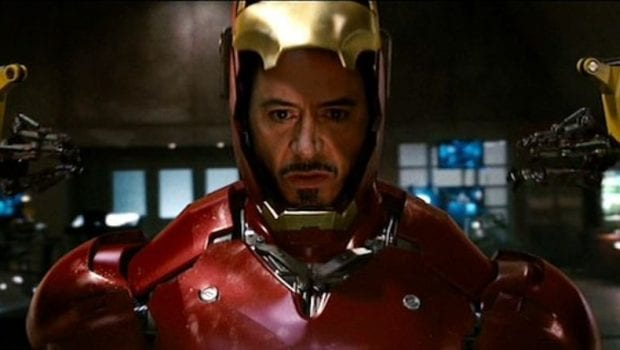 Robert Downey Jr. Tony Stark iron man 3