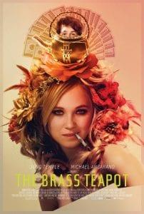 """Il nuovo poster per """"The Brass Teapot"""""""