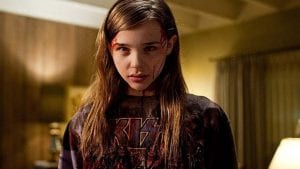 Chloe Moretz, protagonista di Carrie