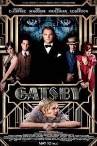 Il nuovo poster de Il grande Gatsby