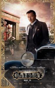 Joel Edgerton e Isla Fisher nel nuovo poster de Il grande Gatsby