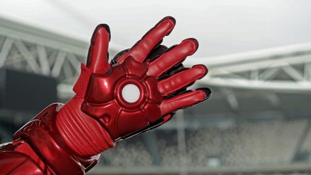 iron man juventus stadium 1