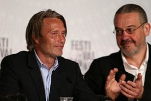 Mads Mikkelsen e Arnaud des Pallieres | © Andreas Rentz/Getty Images