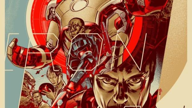 Iron Man 3 Martin Ansin Standard