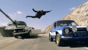 Scena Fast e Furious 6